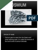 Osmium - 3.02