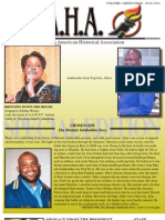 Newsletter Vol. 1 Issue 8