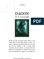 HPLovecraft Dagon