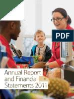 Tesco Annual Report 2011