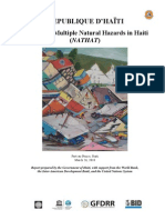 Analysis of Multiple Natural Hazards in Haiti  (NATHAT)
