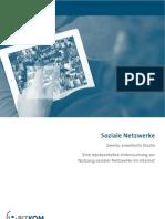 BITKOM Publikation Soziale Net