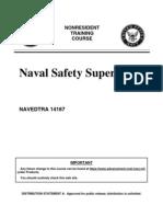US Navy Course NAVEDTRA 14167 - Naval Safety Supervisor