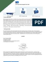 WP-EMF-AB Catalogue Electromagnetic Flow Meter
