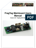 FragTag Mainboard User Manual