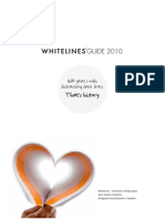 White Lines Guide 2010 English LowRes No Cropmarks