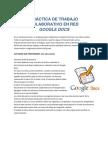 Taller Google Docs