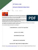 DominaTuFatigaCronica.com -  Debut y despedida del retrovirus para el Sindrome de fatiga Crónica