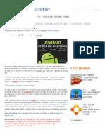 Como ter permissão de usuário Root no seu Android - Motorola Quench