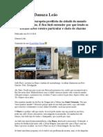 A Paris de Danuza Leão