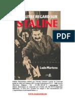 Ludo Martens Un Autre Regard Sur Staline