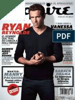 Esquire Diciembre 2011