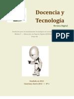 Docencia y Tecnología