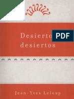 Leloup, Jean Yves - Desierto Desiertos