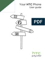 User Guide Htc Panache English