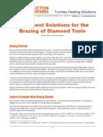 Ghia Brazing Diamond Tools