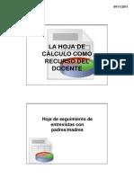 HOJA de CALCULO [Modo de ad