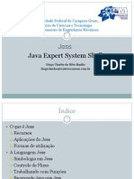 JESS - Sistemas Especialista Em Java - Java Expert System Shell