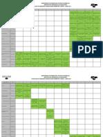 Catalogo de Unidades Curriculares 2012