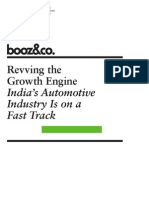 Revving the Growth Engine
