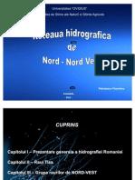 Hidrografia de NORD - NOR VEST