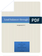 Load Balancing Through IP Tables