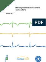 La salud en la cooperación al desarrollo y la acción humanitaria. Informe 2011