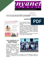 Boletín Manyanet Solidario n. 9