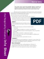 Hos Pall Information Sheets