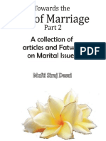 Towards the Bliss of Marriage Vol 2