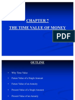 Chapter the Time Value of Money