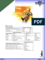 Kingdom Hearts II Final Mix - Japanese to English Guide