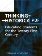 Thinking Historically_ Educating Students for the Twenty-First Century