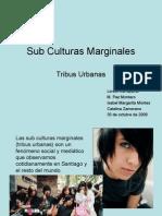 Sub Culturas Marginales (TRIBUS)