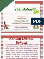 Konsep Literasi Bahasa
