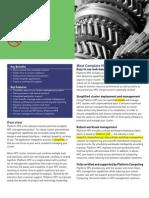 Datasheet PlatformHPC