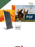Catalogo Solar Termica