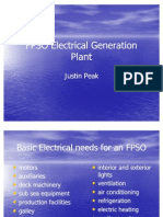 FPSO Electrical Generation Plant Final