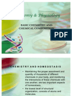 Basic Chemistry of Life