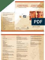 Folder Congresso
