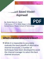 Product Based Models
