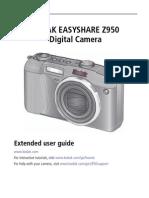 Kodak Easyshare z950 Manual