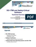 DO-178_Safety Critical Soft