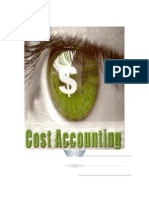 Target Costing Accounts