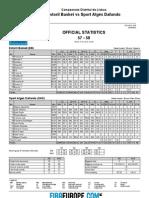 Box Score
