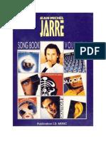 Jean Michel Jarre Song Book Volume 1