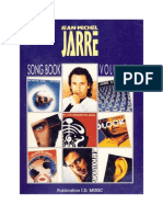 Jean Michel Jarre Song Book Volume 1