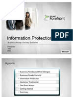 Information Protection Deck