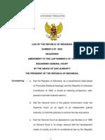 Undang-Undang No.8 Tahun 2004