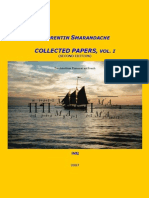 Colected Papers, Vol. I, by Flroentin Smarandache